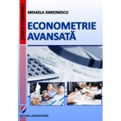 Econometrie avansata - Mihaela Simionescu