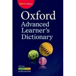 Oxford Advanced Learner s Dictionary (with CD-ROM) (International Student s Edition) (NEW 9TH EDITION) -
