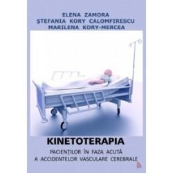 Kinetoterapia pacientilor in faza acuta a accidentelor vasculare cerebrale - Elena Zamora, Stefania Kory Calomfirescu, Marilena
