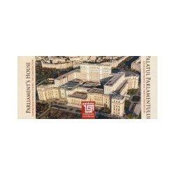 Palatul Parlamentului - Fotografii inedite din timpul constructiei -