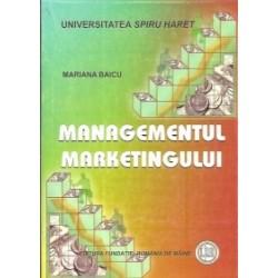 Managementul marketingului - Mariana Baicu
