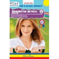Indrumator metodic 4-5 ani - Laurentia Culea