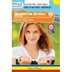 Indrumator metodic 3-4 ani (editie 2015) - Laurentia Culea, Simona Fogoros