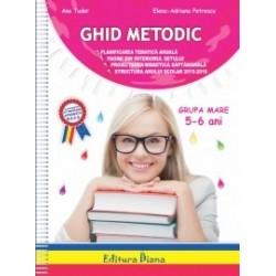 Ghid metodic 5-6 ani - Adriana Petrescu, Ana Tudor