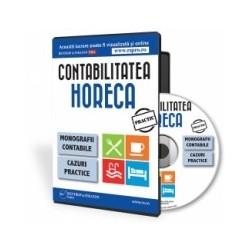 CD Contabilitatea HORECA. Monografii contabile si cazuri practice -