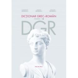 Dictionar grec-roman. Volumul I, A - Constantin Georgescu, Simona Georgescu, Theodor Georgescu