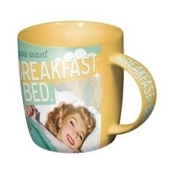Cana Breakfast in Bed -