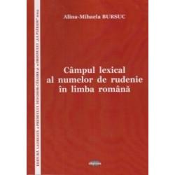 Campul lexical al numelor de rudenie in limba romana - Alina-Mihaela Bursuc