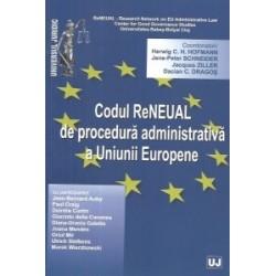 Codul reneual de procedura administrativa a Uniunii Europene -