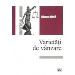Varietati de vanzare - Razvan Dinca