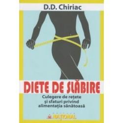Diete de slabire - D. D. Chiriac