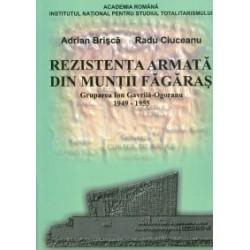 Rezistenta armata din muntii Fagaras: Grupul Ion Gavrila-Ogoranu 1949-1955 - Radu Ciuceanu, Adrian Brisca