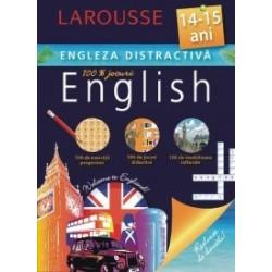 Larousse. Engleza distractiva 14-15 ani - Larousse