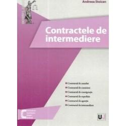 Contractele de intermediere - Andreea Stoican