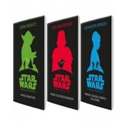Colectie STAR WARS - O noua speranta, Imperiul contraataca, Intoarcerea lui Jedi -