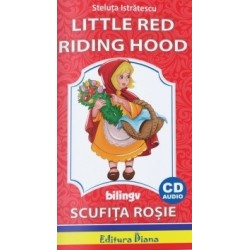 Little Red Riding Hood + CD bilingv - Steluta Istratescu