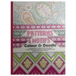 Carte de colorat pentru adulti modele si motive -