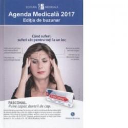 Agenda Medicala 2017. Editia de buzunar - Cornel Chirita