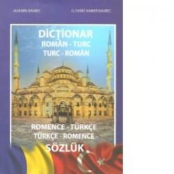 Dictionar roman-turc turc-roman - Agiemin Baubec