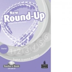 New Round Up Starter Teacher's Book / CD-ROM pack - Jenny Dooley, Virginia Evans