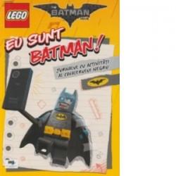 Eu sunt Batman! Jurnalul cu activitatial cavalerului negru -