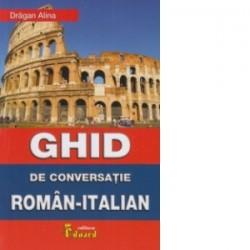 Ghid de conversatie Roman-Italian cu CD - Dragan Alina