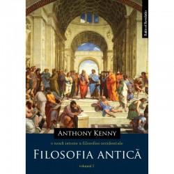 O nouă istorie a filosofiei occidentale. Vol. I - Filosofia antică - Anthony Kenny