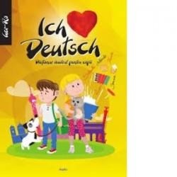 Ich Liebe Deuch. Dictionar ilustrat pentru copii (Limba maghiara) -