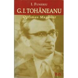 Optimus Magister. G. I. Tohaneanu - I. Funeriu