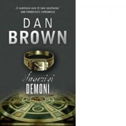 Ingeri si demoni - editie de buzunar - Dan Brown