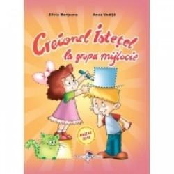 Creionel Istetel la Grupa Mijlocie - Anca Vodita, Silvia Borteanu