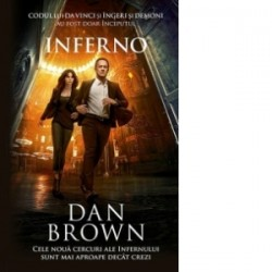 Inferno - editie de buzunar (coperta film) - Dan Brown