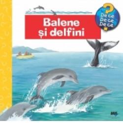 Balene si Delfini - Nr.2 din colectia Mini. De ce? De ce? De ce? -