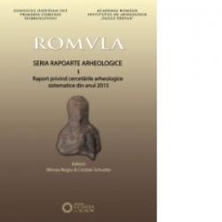 Romvla. Seria rapoarte arheologice I - Raport privind cercetarile arheologice sistematice din anul 2015 - Cristian Schuster, Mi