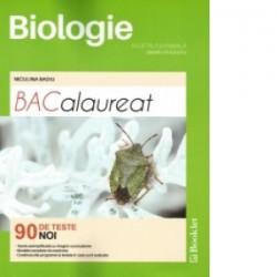 Biologie Bacalaureat teste pentru clasele 9-10 (editie 2016) - Niculina Badiu