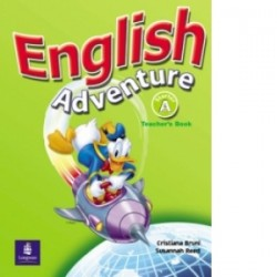 English Adventure Starter A Teacher's Book - Cristiana Bruni