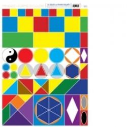 Minigeo - forme si culori (format A2) -