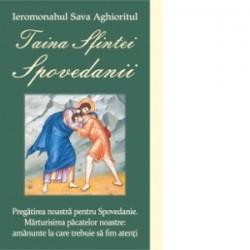 Taina Sfintei Spovedanii - Ieromanah Sava Aghioritul