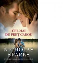 Cel mai de pret cadou (coperta film) - Nicholas Sparks