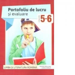 Limba si literatura romana. Portofoliu de lucru si evaluare clasele a V-a si a VI-a - Codruta Braun, Ramona Raducanu