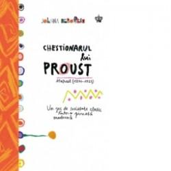Chestionarul lui Proust - Joanna Neborsky