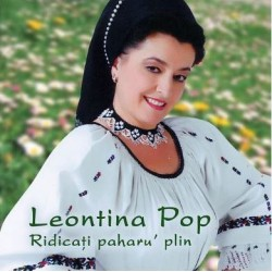 CD Leontina Pop - Ridicati paharu plin