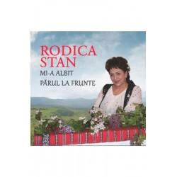 CD Rodica Stan - Mi-a albit parul la frunte