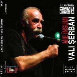 2CD Vali Serban - Mie insumi