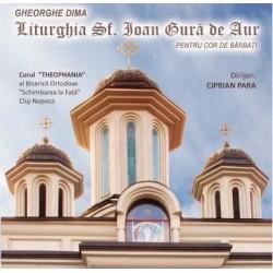 2CD Liturghia Sf.Ioan Gura De Aur-Pentru cor de barbati - Gheorghe Dima