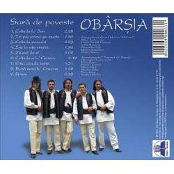 CD Obarsia - Sara de poveste
