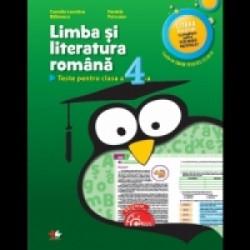Limba si literatura romana. Teste pentru clasa a IV-a - Daniela Potocean, Camelia-Leontina Balanescu