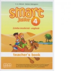 Smart junior 4. Teacher s book - H. Q. Mitchell, Marileni Malkogianni