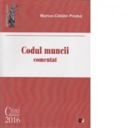 Codul muncii - comentat - Marius-Catalin Predut