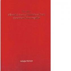 Slujba Sfantului Cuvios Dimitrie cel Nou Ocrotitorul Bucurestilor - Colectia Tronos (notatie psaltica) -
